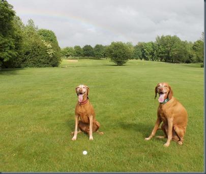 Whitney Lakes - rainbow